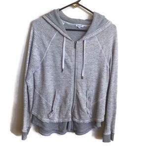 Splendid Cozy Thermal Lined Hoodie
